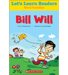 Let's Learn Readers: Bill Will