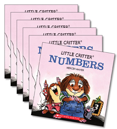 Guided Reading Set: Level B - Numbers