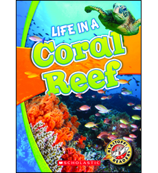 Life in a Coral Reef 9780531223864