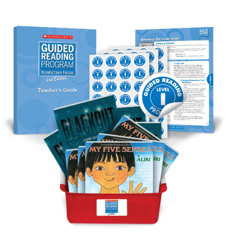 Guided Reading Nonfiction Focus 2nd Edition Level I