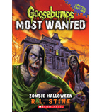 Goosebumps Most Wanted - Special Edition: Zombie Halloween
