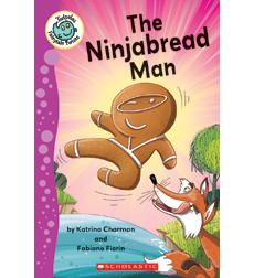 Image of Tadpoles Fairytale Twists: The Ninjabread Man