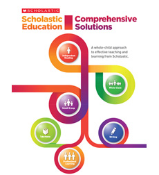 Scholastic Education Comprehensive Solutions Brochure