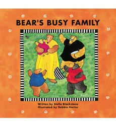 BearÂ's Busy Family