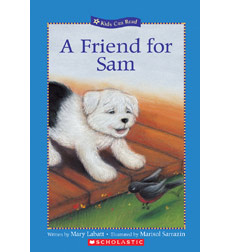 Kids Can Read: A Friend For Sam