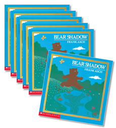 Guided Reading Set: Level J - Bear Shadow