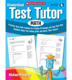 Standardized Test Tutor: Math: Grade 4