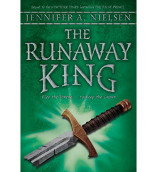 The Ascendance Trilogy: The Runaway King