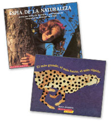 Take Home Book Pack Spanish Nonfiction Grade K