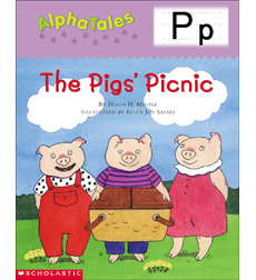 AlphaTales: P: The Pigs Picnic