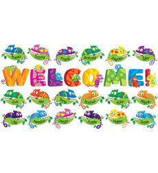 Welcome Chameleons Bulletin Board