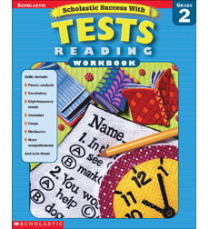 Scholastic Success With Reading Tests (Grade 2)