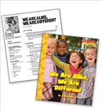 We Are Alike, We Are Different - Literacy Fun Pack Express