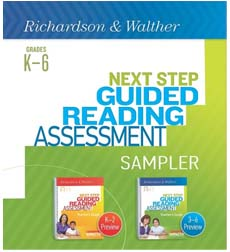 Next Step Guided Reading Assessment Sampler
