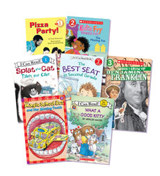 Best Value: Scholastic Reader Grades K-2