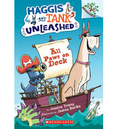 Branches - Haggis and Tank Unleashed: All Paws on Deck