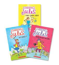 CLEARANCE: Starring Jules Grades 2-5