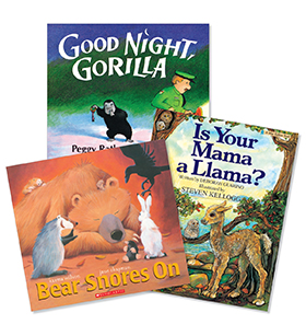 Favorite Animal Antics Big Book Collection Grades Prek-K