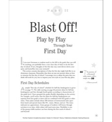 Blast Off! (Play by Play Through Your First Day): New Teacher Resources (K-4)