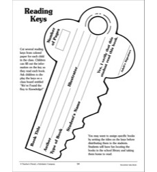 Reading Keys: Reading Record Worksheet