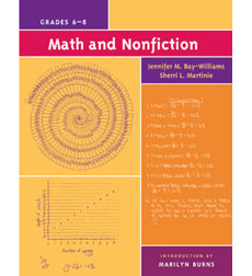 Math and Nonfiction, Grades 6-8