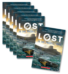 Guided Reading Set: Level U – Lost in the Pacific