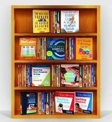 Scholastic Professional Bookshelf By Various Authors