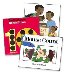 Counting Books Grades PreK-2