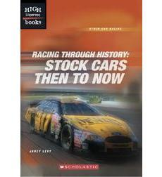 High Interest Books—Stock Car Racing: Racing through History