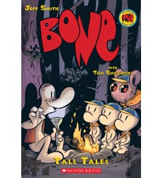 Bone Prequel: Tall Tales