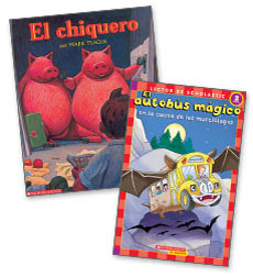 Take Home Book Pack Spanish Nonfiction Grade 1
