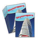 Guided Reading Set: Level I – Skyscrapers: Tall Stories