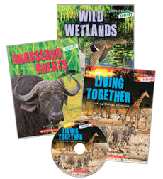 Investigators Whole Class Pack - Ecology Grades 4-5