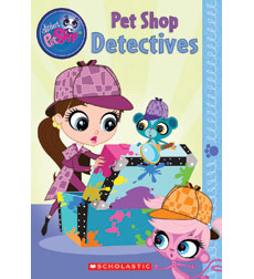 Littlest Pet Shop: Pet Shop Detectives 9780545607766