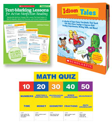 Common Core Grade 3 Classroom Kit