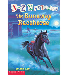 A to Z Mysteries: The Runaway Racehorse