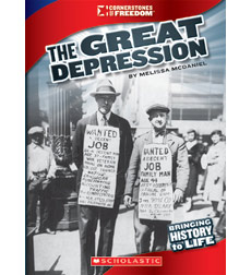 Cornerstones of Freedom™—Third Series: The Great Depression