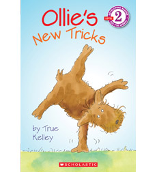 Scholastic Reader! Level 2: Ollie's New Tricks