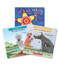 CLEARANCE: 10 Best Bilingual Books Ages 3-5