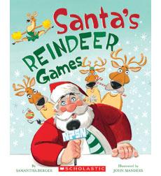 Santa's Reindeer Games 9780545368667