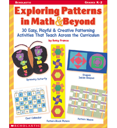 Exploring Patterns in Math & Beyond