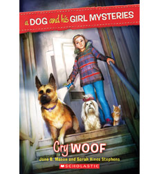 A Dog and his Girl Mysteries: Cry Woof