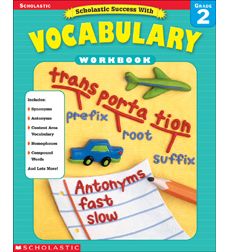 Scholastic Success With Vocabulary (Grade 2)
