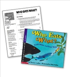 Who Eats What? - Literacy Fun Pack Express