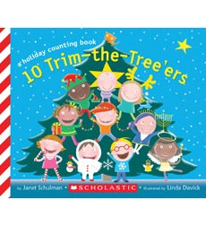 10 Trim-the-Three'ers: A Holiday Counting Book