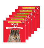 Guided Reading Set: Level A – Wolf Countdown