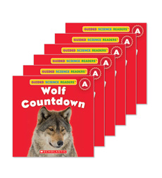 Guided Reading Set: Level A - Wolf Countdown