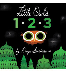Little Owl: Little Owl's 1-2-3