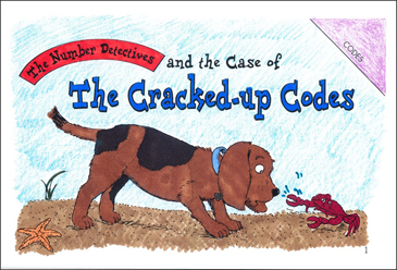 The Case of the Cracked-up Codes (Codes): Math Mystery Mini-Book