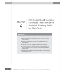 Strengthening Students' Reading Skills for State Tests: Integrating Test Prep Into Reading Workshops